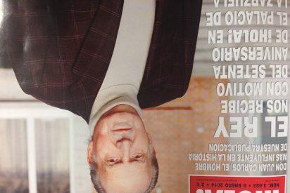 La revista '¡Hola!' hace un lifting de lujo al Rey Juan Carlos
