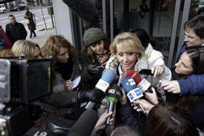 Aguirre afirma que Lapuerta le advirtió ante Rajoy sobre el riesgo de un 'pelotazo' inmobiliario