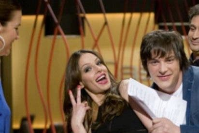 'MasterChef Junior' o la curiosidad de ver a Eva González y a Jordi Cruz de nuevo juntos