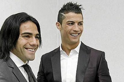 """Radamel Falcao: """"Cristiano Ronaldo ha sido superior, se merece el Balón de Oro"""""""