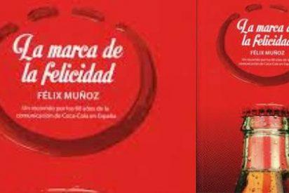 Félix Muñoz recorre los 60 años de la comunicación de Coca-Cola en España