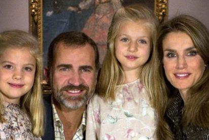 Las infantas Elena y Cristina 'abandonan' la Familia Real... sólo por Navidad