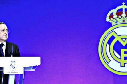 Florentino Pérez confirma que los Ultras Sur dejan el estadio Santiago Bernabéu