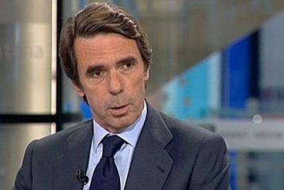"""Aznar espera una respuesta del Estado de Derecho proporcional a la """"gravedad del desafío"""""""
