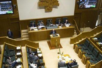 El parlamento vasco rechaza la propuesta del PP para deslegitimar a ETA