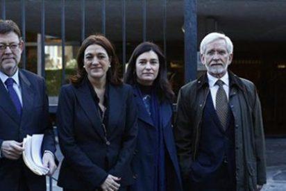 El Constitucional admite el recurso del PSOE contra el cierre de RTVV