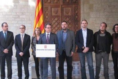 """Artur Mas suelta la pregunta: """"¿Quiere usted que Cataluña se convierta en un Estado?"""""""