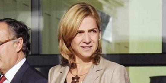 Manos Limpias pide la imputación de la Infanta por presuntos delitos fiscales