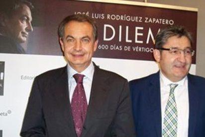 Zapatero vuelve a demostrar, ahora con su libro, por qué le llamaban Bambi