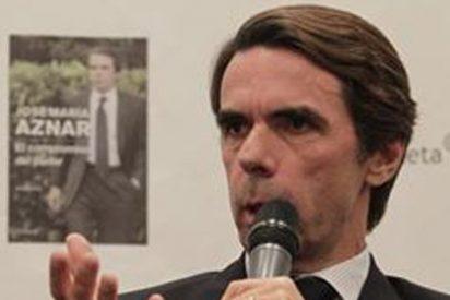 """Aznar dice que """"jamás"""" ha """"presionado"""" a Caja Madrid"""