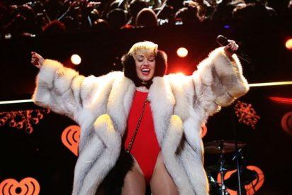 ¡Miley Cyrus en vivo y en directo en España! El 13 de junio llega su lengua a Barcelona