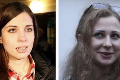 """""""Abróchese el cinturón"""": Las Pussy Riot defenderán los derechos humanos en las cárceles rusas"""