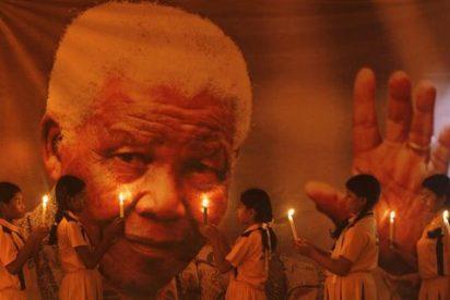 ¡Dios bendiga a África, Dios bendiga a Mandela!