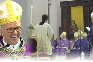 El Papa nombra a monseñor Galantino