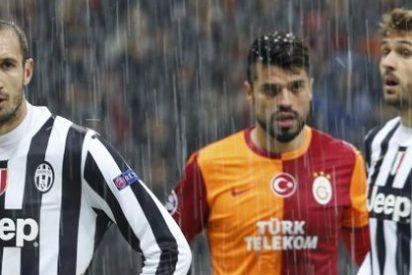 Fernando Llorente se queda fuera de la Champions tras perder la Juve en Turquía