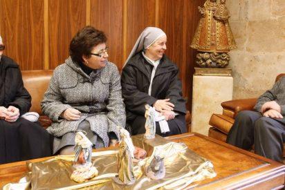 La UPSA dona 3.000 euros a los más necesitados