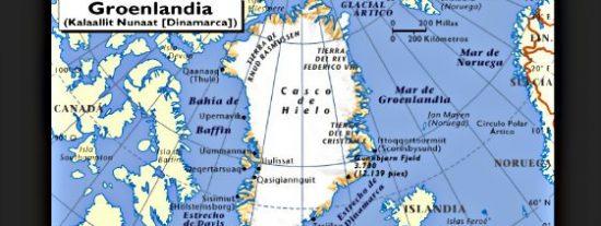 Los científicos descubren agua que no se congela durante el año bajo el hielo de Groenlandia