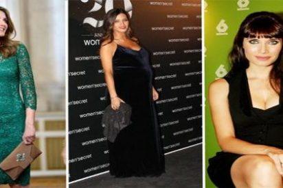 Letizia Ortiz, Sara Carbonero y Pilar Rubio han marcado estilo como nadie en 2013