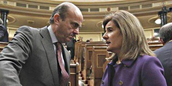 La 'niña bonita' de Fátima Báñez desata una batalla campal con Guindos 'El Broncas'