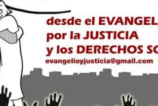 """""""Desde el Evangelio, por la justicia y los derechos sociales"""""""