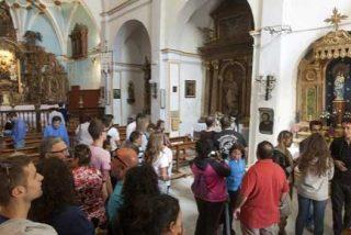 El párroco de Borja, en libertad sin fianza