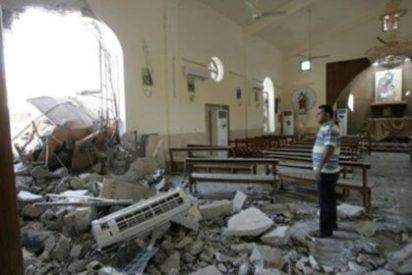 Doce muertos en un ataque contra una iglesia en Siria