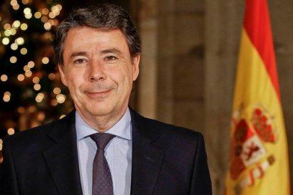 """Ignacio González: """"No consentiré que nos pidan pagar más impuestos"""""""