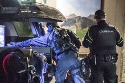 La Policía de Islandia mata por primera vez a un hombre a tiros en toda su historia