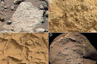 El robot Curiosity se luce de nuevo y encuentra pruebas de un lago en Marte