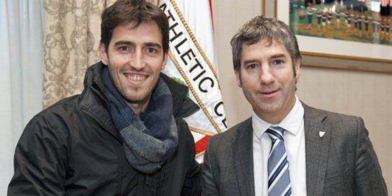 Iraola renueva con el Athletic