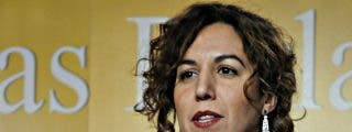 La periodista Irene Lozano, diputada de UPyD, carga contra Ciutadans y el 'pasado' de Albert Rivera