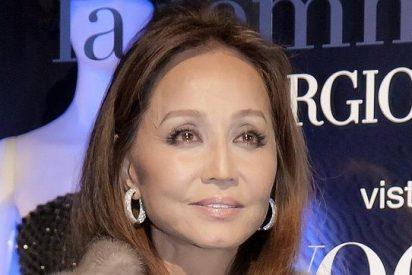 Isabel Preysler: 'Julio [Iglesias] me trataba como a la reina de Saba'