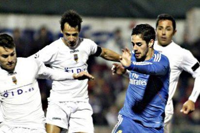 Un Real Madrid vago y desangelado fue incapaz de marcar un gol ante un Segunda B
