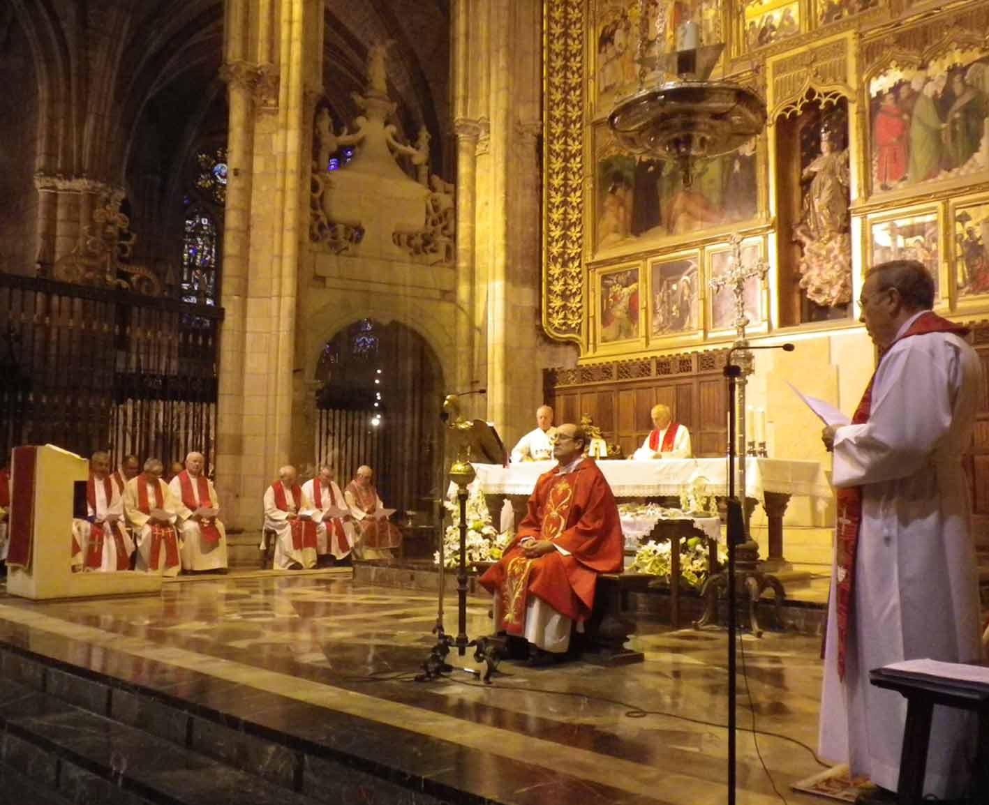 Jesús Fernández González, nuevo obispo auxiliar de Compostela