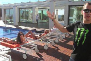 El vídeo de la mansión de 5 millones de Jorge Lorenzo y sus 'macizas'