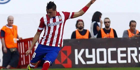 El Atlético no acepta la cesión de Giménez