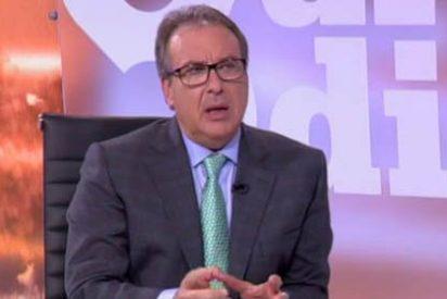 """[VÍDEO] Así riñe la 8TV catalana a Rivera y Rahola: """"No se porten como en una televisión española"""""""
