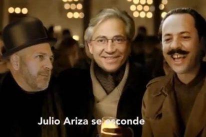 """Los trabajadores se cachondean con un vídeo cantarín: """"Intereconomía nos jodió la Navidad"""""""