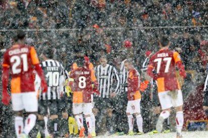 El Galatasaray elimina a la 'vieja señora'