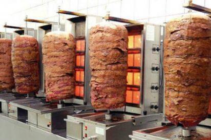 La Guardia Civil nos salva de una intoxicación de cuidado: interviene 538 kilos de carne podrida para 'kebap'