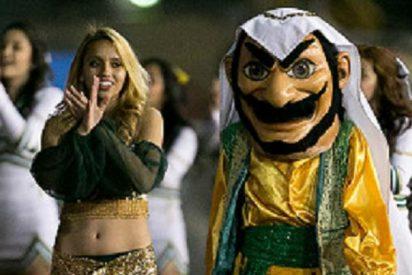 Arab: la polémica mascota que causó la indignación de los musulmanes y algo más