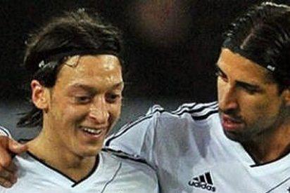 A Khedira le llueven las ofertas pese a su lesión
