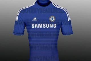 Así vestirá el Chelsea de Mou en la 2014-15