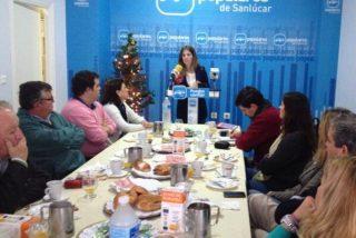 ¡Que no falte de ná! El PP de Cádiz invita a los periodistas a zumo del Banco de Alimentos