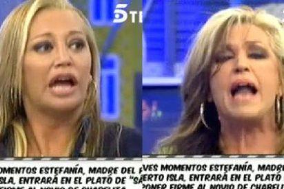 """Lydia Lozano se toma la revancha y provoca la estampida de Belén Esteban entre lágrimas: """"¡Tú a mi no me mandas callar!"""""""