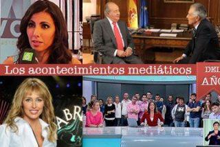 De la ridícula no-entrevista con el Rey al desastre de Intereconomía TV