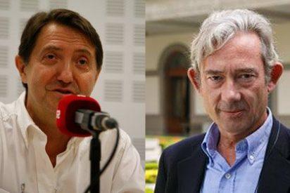 """Losantos contra Enric González: """"A ver, dilecto progre del periodismo catalán, ¿cómo que en Barcelona aún se habla de fútbol?"""""""