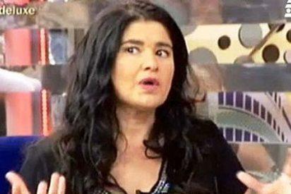 """Lucía Etxebarría sortea su ropa interior, habla de las """"adicciones"""" de Belén Esteban y llama """"prostituta"""" a Mónica Pont"""