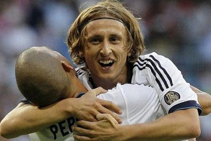 Luka Modric es más rentable defensivamente para el Real Madrid que Sami Khedira