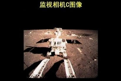 El alunizaje de los chinos nos hace ver claro: la Luna no es gris, sino marrón